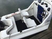Mayland 440 Sporti Cuddy Boat