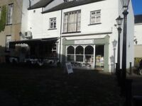 Cute cafe/bakery in charming location- Seeking new owner.