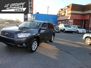 2008 Toyota Highlander V6 SR5.BACK UP CAMERA.FINANCEMENT.EXEL.CO