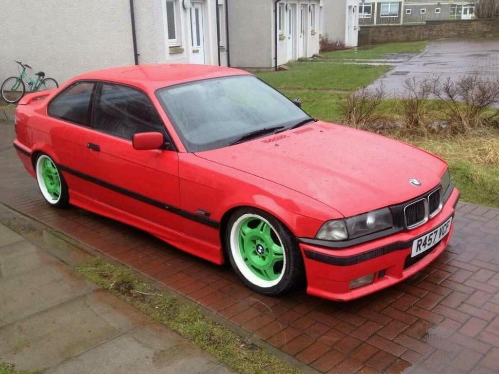 Bmw Drift Car In Cardenden Fife Gumtree