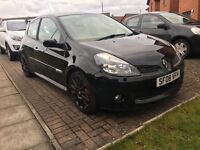 Renault Clio Sport (197) with CUP extras