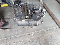 Air compressor good condition virtually brand new 3 phase