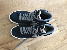 Black Nike Trainer Boots size 6