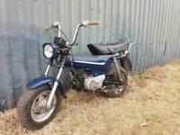 Yamaha Bop (monkey bike Honda dax)
