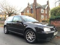2003 Volkswagen Golf 1.9 gt tdi 12 Months Mot Full Heated Leathers