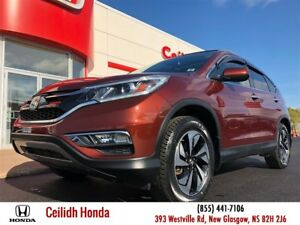 2015 Honda CR-V Touring | EXTENDED WARRANTY!