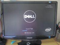 DELL VOSTRO 230 QUAD CORE motherboard, Intel CPU, 4Gb DDR3