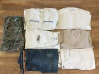 Next Bundle of Clothes Size 8 to 9 Years