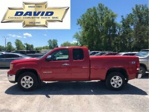 2012 GMC Sierra 1500 SLE EXT 4WD/ LOADED/ REMOTE START/ TOW PACK