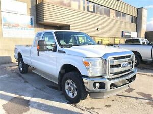 2011 Ford F-350 XLT Extended Cab Long Box 4X4 Gas