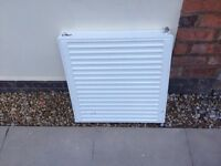 White compact radiator for sale