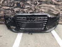Audi A6 se 2011 2012 2013 2014 genuine front bumper for sale