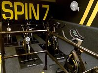 Spin Class in Barnsley. Spinning Class for Beginners and Experienced Spinners. Only £4 a class!