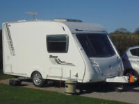 SWIFT ISLAND SHUNA 2 Berth Touring Caravan 2010