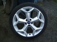 """FORD MONDEO/FOCUS 19"""" 5STUD ALLOY RIM,,COLLECTION ONLY,,FROM WEST MIDLANDS,,,"""