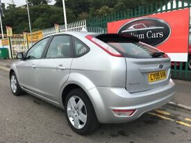 2009 (09 reg) Ford Focus 1.6 Style 5dr Hatchback Petrol Automatic Low Miles