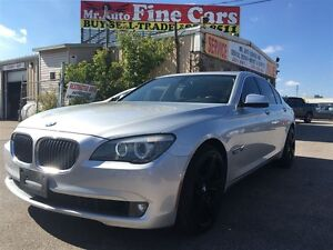2011 BMW 7 Series FULLY LOADED 750i xDrive | NAVIGATION