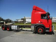 Volvo FM 340 Cab Chassis 6 X 4 long wheel Base Welshpool Canning Area Preview