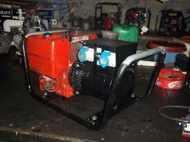 4kva TOP SPEC KOHLER (MAGNIUM) 4 STROKE PETROL GENERATOR WITH LOW OIL AUTO SHUTDOWN