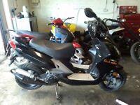 Axr 50cc moped 2015 cheap