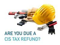 CIS Tax Refund - CIS Tax Rebate - Self Assessment Tax Return