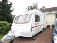 2 Berth Caravan together with a lot of kit to enable holidays - 2004 Coachman Amara 450/2