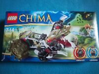 Lego Chima 70001 - Crawley's Claw Ripper IP1