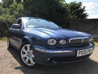 Jaguar X-Type Special Edition Automatic Full Years Mot Only 60k Miles ! High Spec Car !!!