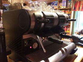 La San Marco 95 Sprint S. Commercial Coffee Machine.