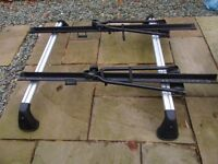 Bike (cycle) carriers - roof mounted