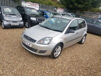 2007 Ford Fiesta 1.4 TD Style Climate
