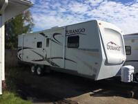 2 travel trailers F/S both 2006 30'&23'