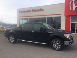 2013 Ford F-150 XLT A/C, Cruise, Power windows