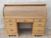 Unique multidrawer rolltop desk (Delivery)