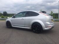2010 FORD FOCUS 2.5 SIV ST-3; ALLOYS + RECARO LEATHER + SONY DAB 3dr