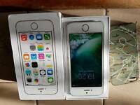 Boxed iPhone 5s on Vodafone network in very good condition.