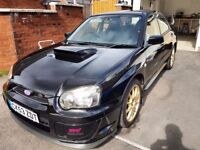 Subaru Impreza WRX/STI Type UK