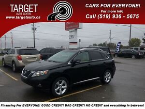 2010 Lexus RX 350 Loaded; Leather, Roof and More !!!! London Ontario image 1