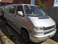 T4 fully converted van