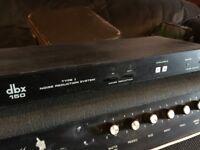DBX 150 Noise Reduction Unit