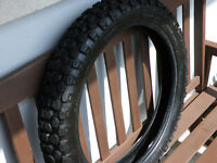 Motorcycle Knobbly Tyre 4.00 x 18