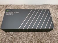 Nvidia Geforce RTX 3080 Ti Founders Edition 12GB Graphics Card SEALED