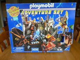 Playmobil Castle adventure set 3030