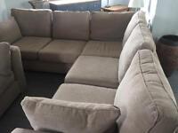 Immaculate Corner Sofa