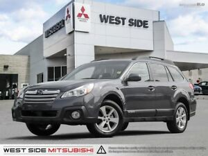 2014 Subaru Outback 2.5i Premium-Dual Zone A/C-Sunroof-Heated Se