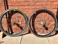 Wheels fixie single speed
