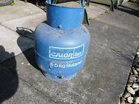 Calor Gas bottle 4.5kg empty