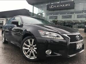 2013 Lexus GS 450h 1 Owner Navigation Package Backup Cam Sunroof