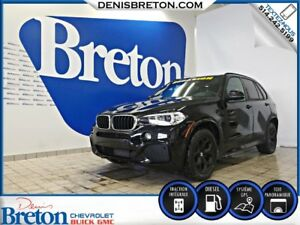 2014 BMW X5 M PACKAGE 3.0 DIESEL AWD TOIT PANORAMIQUE GPS