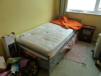 trundle bed for sale - single + guest bed underneath